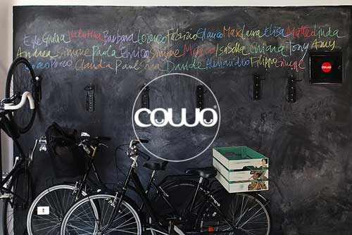 MILAN - LAMBRATE DESIGN DISTRICT - COWO HEADQUARTERS