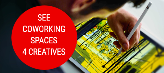coworking spaces for creatives